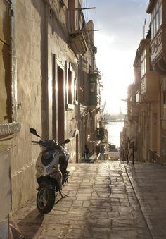 Senglea, Malta, Jan 2013
