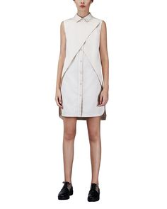 Платье-рубашка Podolyan
