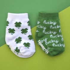 Buy Trumpette Lucky Charm Baby Socks now. Put socks on your baby?Trumpette makes breathable cotton socks that are both machine washable and help prevent falls and slips as your infants and toddlers take their first steps. Baby Socks, Cotton Socks, Lucky Charm, 12 Months, Infant, Parties, Charmed, Baby Shower, Entertaining