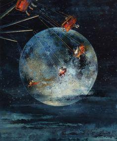 Lunar Park > Eric Roux-Fontaine > Site officiel