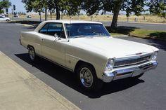 1966 Chevrolet Nova Pictures: See 128 pics for 1966 Chevrolet Nova. Browse interior and exterior photos for 1966 Chevrolet Nova. Chevy Muscle Cars, Classic Chevrolet, Chevy Nova, Sweet Cars, Us Cars, American Muscle Cars, Car Photos, My Ride, Corvette