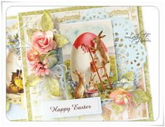 Scrap Art by Lady E: Easter cards :)
