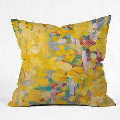 Stephanie Corfee Princess Buttercup Throw Pillow