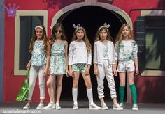 ♥ FIMI Kids Fashion Week Madrid ♥ Tendencias Moda Infantil SS 2016 – 2ª Parte : Blog de Moda Infantil, Moda Bebé y Premamá ♥ La casita de Martina ♥ Fashion Kids, Fashion 2017, Moda Junior, Moda Blog, Mermaid Diy, Spanish Fashion, Shows, Stylish Kids, Mom Style