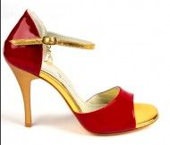 . Tango Shoes, Stiletto Heels, Kitten Heels, Fashion, Moda, Fashion Styles, Fashion Illustrations, Spike Heels, Spiked Heels