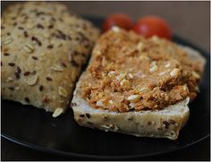 Tunisian style tuna spread #tuna#sandwich