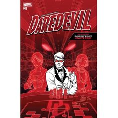 Daredevil (2015-) #8 Written by Charles Soule Art by Goran Suduka Cover by Giuseppe Camuncoli Where's the least likely place you'd find MATT MURDOCK? How about at a poker table halfway around the world? What kind of scheme is he trying to bust or pull off? A story of international mystery mayhem and more aces up a sleeve than you can throw a Billy club at.