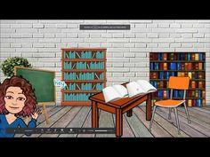 Ψηφιακή Τάξη, Bitmoji και προτάσεις στα Ελληνικά - YouTube Storage, Frame, Youtube, Furniture, Home Decor, Classroom Ideas, Technology, School, Kids