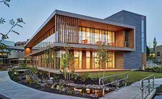 St. Charles Bend Cancer Center by ZGF