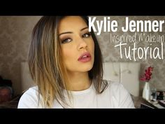 Tutorial | Kylie Jenner Inspired Makeup Look | Kaushal Beauty - YouTube