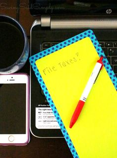 Why I Can't Wait to File Taxes with TurboTax #Absolute0 #cg (sponsored) | SavingSaidSimply.com