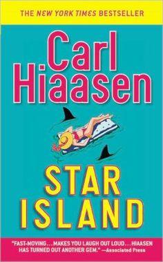 Star Island- Carl Hiaasen