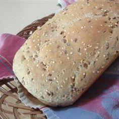 multigrain for the bread machine