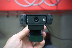 Test de la webcam Logitech C920 - http://lkn.jp/1BHuXyV