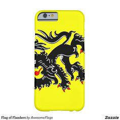 Flag of Flanders Barely There iPhone 6 Case