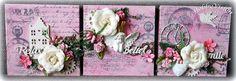 Scrapcard Addiction: Relax, Belief, Smile @ HobbyVision