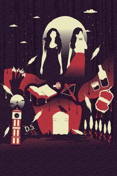 Risa Rodil - The Vampire Diaries
