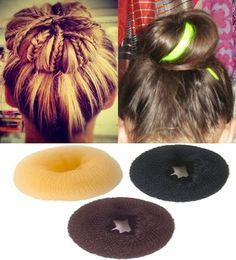 J-Lo hair is here and happening for you, with a little help from Claire's Bassett Place ~ Bassett Has It! Fancy Hairstyles, Summer Hairstyles, Long Hair Cuts, Long Hair Styles, Hair Donut, What Makes You Beautiful, Beauty Hacks, Beauty Tips, Hair Today