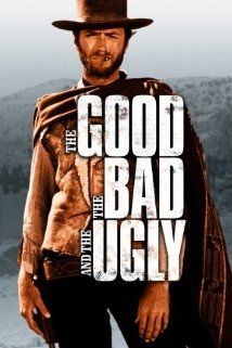 [ The Good, the Bad and the Ugly (1966) ] : A bounty hunting scam joins two men in an uneasy alliance against a third in a race to find a fortune in gold buried in a remote cemetery