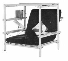 ken isaac - super chair