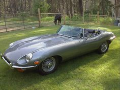 "jaguar xke  | 1969 Jaguar XKE ""1969 E Type Jaguar"" - Spokane, WA owned by ADDGarage ... (Dad's Old Car)"