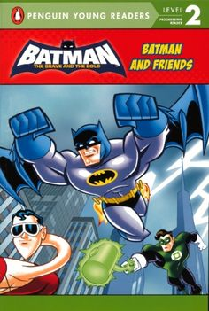 Batman And Friends (Turtleback School & Library Binding Edition) (Penguin Young Readers: Level 2) @ niftywarehouse.com #NiftyWarehouse #Nerd #Geek #Entertainment #TV #Products