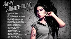 Best Songs Of  Amy Winehouse  (Full Album HD) || Amy Winehouse's Greates...