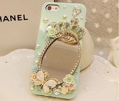 ON SALEMiracle Mirror Gloden Crown Bling Pearl by EverMagic, $21.99
