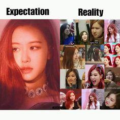 stan a meme queen, stan rosé Blackpink Funny, Memes Funny Faces, Funny Kpop Memes, Kim Jennie, Blackpink Photos, Funny Photos, Yg Entertainment, Blackpink Memes, Crush Memes