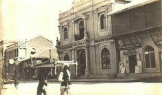 J.Bliss Chemist, Elphinston Street, Karachi. 1940's. Places To Go, Street View, Chemist, Architecture, City, Pakistani, Bliss, Pictures, Arquitetura