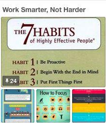 Michael Essenburg's best practice on working smarter