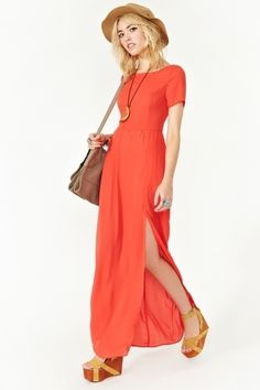 Sweet Escape Maxi Dress     $58.00
