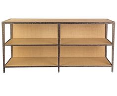 Purveyor Media Console by Curate Home Collection.
