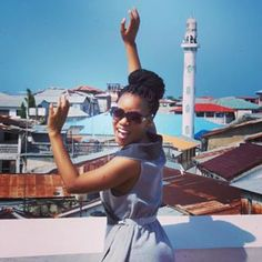 > KUKLA < – MADAME KUKLA www.madamekukla.com #variable #wrapdress #makeityours #diy #sleeveless #doubleface #grey #madamekukla #sansibar #zanzibar #stonetown Stone Town, Variables, Wrap Dress, Women's Fashion, San, Grey, How To Wear, Outfits, Style
