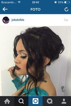 Make e penteado para casamento ❤️