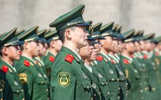 A couple of weeks after Chinese Head of state Xi Jinping applauded blockchain, a regional armed forces paper hinted that Chinese soldiers can be awarded in Cryptocurrency News, Blockchain Cryptocurrency, China World, Army Ranks, Supply Chain Management, Head Of State, Military Personnel, Blockchain Technology, Human Resources