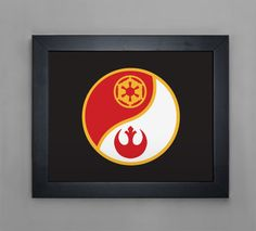 Rebel and Imperial Yin Yang.