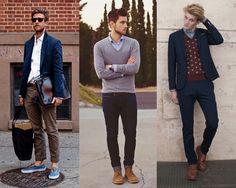 moda masculina estilo hipster