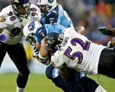 Ray Lewis Baltimore Ravens