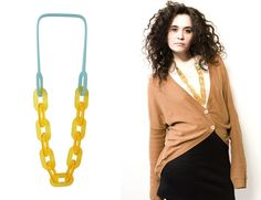very cool necklace by Jantje