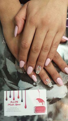 Light pink gel color