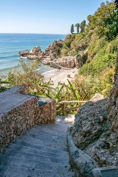 Costa Del Sol, Spain // Nerja