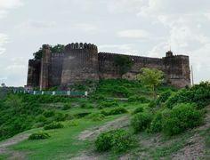 Sangni fort gujar khan Pakistan