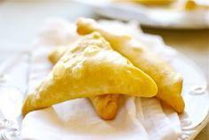 Fritos de parmesano #Recetas Hojiblanca #Saludables https://www.facebook.com/Hojiblanca