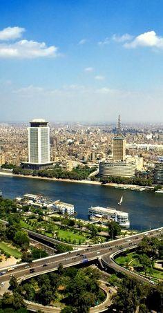 Nile.. Cairo, Eygpt