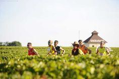 Marathon du Medoc - where else but in France do you taste wine, cheese and chocolate croissants along the way. If I'm going to do a marathon, it's going to be this one!