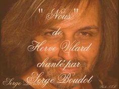 """"""" Nous """" de Herve Vilard, chanté par Serge Boudot. COVER"""