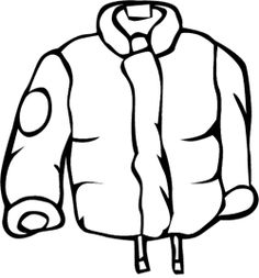 1000 images about winter coloring page on pinterest for Coloring pages of winter coats