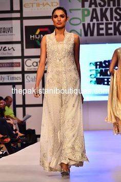 Day1 Bunto Kazmi Collection at Fashion Pakistan Week (FPW 3) 2012