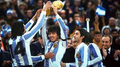 Argentina celebrate its1st title
